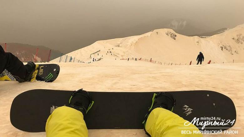 Ученые рассказали, откуда наКубани взялся желтый снег фото 3