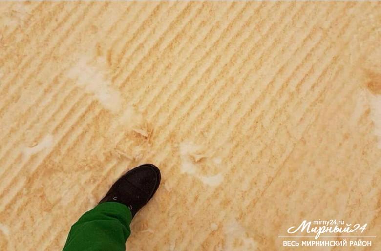 Ученые рассказали, откуда наКубани взялся желтый снег фото 6