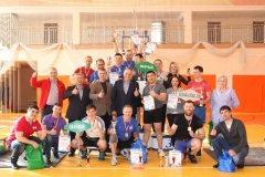 Гиревой спорт: итоги районного Первенства