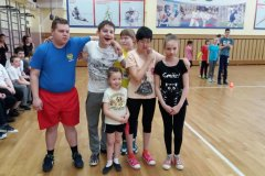 Соревнования и мастер-класс для детей-инвалидов