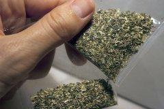 У жителя Мирнинского района изъято наркотическое вещество