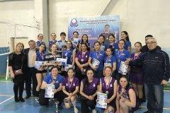 Состоялся блиц-турнир по волейболу памяти Афанасия Новгородова
