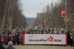 День Великой Победы в алмазной столице