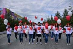 Благотворительность предпринимателей города Удачного