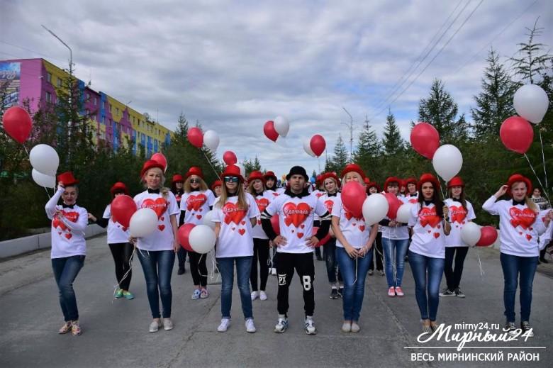 Благотворительность предпринимателей города Удачного фото 2