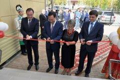 В Мирном открылся детский центр «Харысхал»