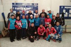 Наши лыжники соревновались в Якутске