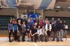 Прошел республиканский турнир по настольному теннису «Алмазная ракетка»