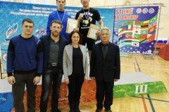 Мирнинские спортсмены привезли новые медали