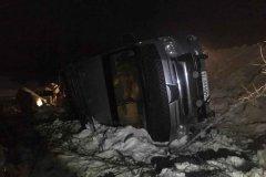 Авария на 246 км автодороги «Анабар»