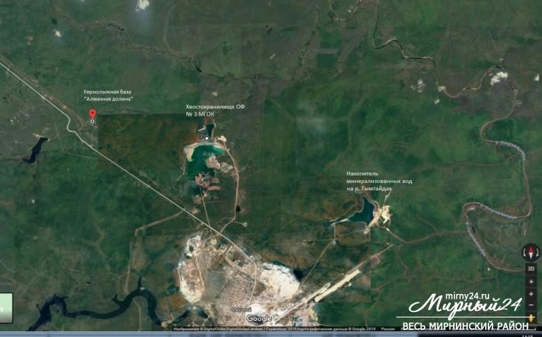 По факту выхода воды на дорогу в п. Чернышевский проводится проверка фото 3