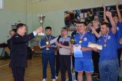 В Мирнинском районе состоялись спортивные соревнования, приуроченные ко Дню сотрудника ОВД РФ