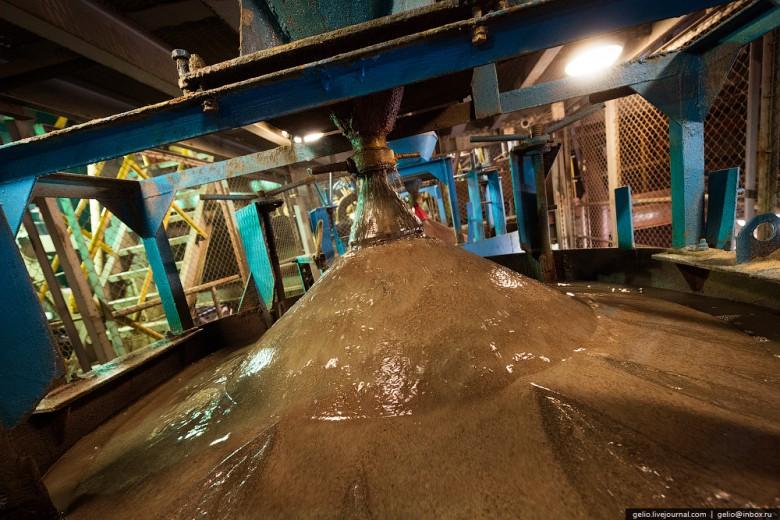 Как добывают алмазы. Компания «АЛРОСА». Мирнинский и Нюрбинский ГОК фото 38