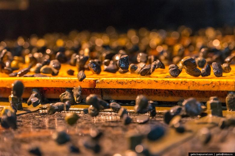 Как добывают алмазы. Компания «АЛРОСА». Мирнинский и Нюрбинский ГОК фото 37