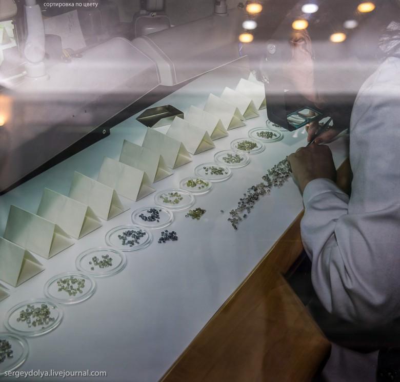 Как добывают алмазы фото 33