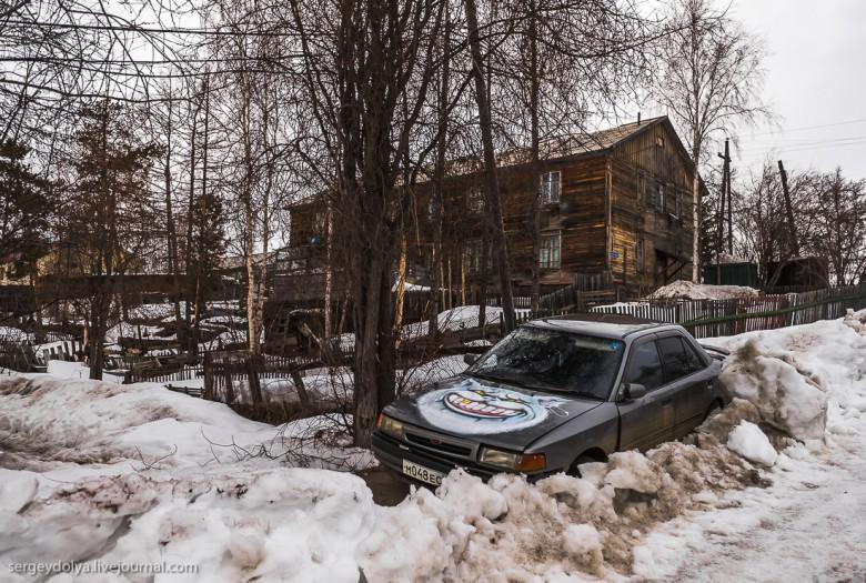 Якутская тайга фото 14