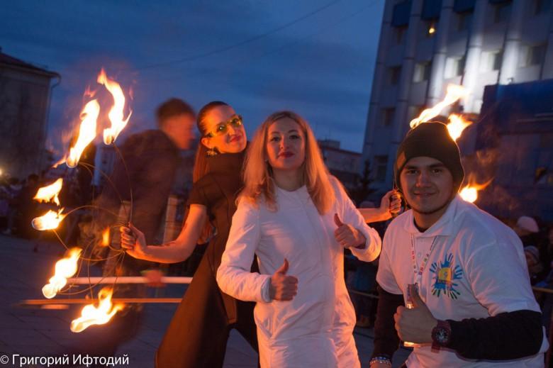 """Фестиваль """"Мирный поет о мире"""" 2017 фото 17"""
