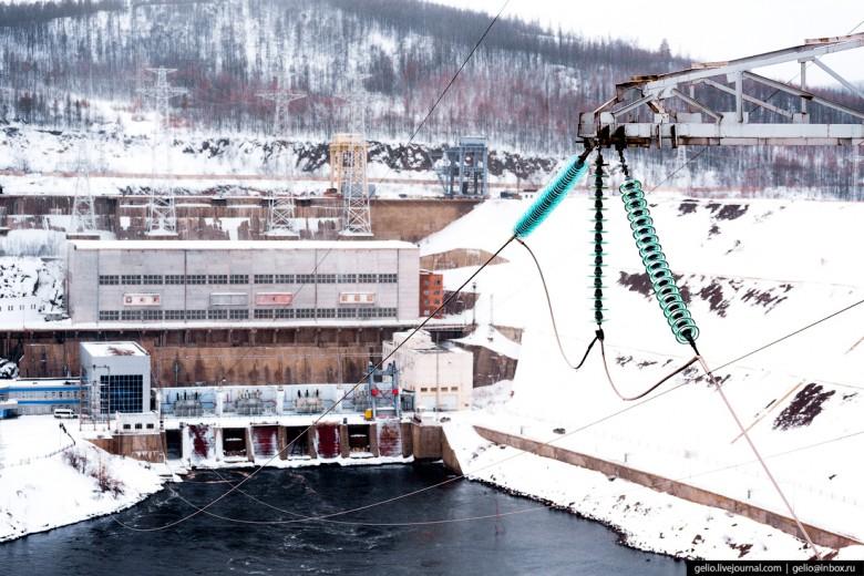 Каскад Вилюйских ГЭС: «бриллианты» энергетики Якутии фото 33