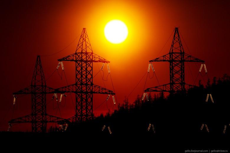 Каскад Вилюйских ГЭС: «бриллианты» энергетики Якутии фото 49