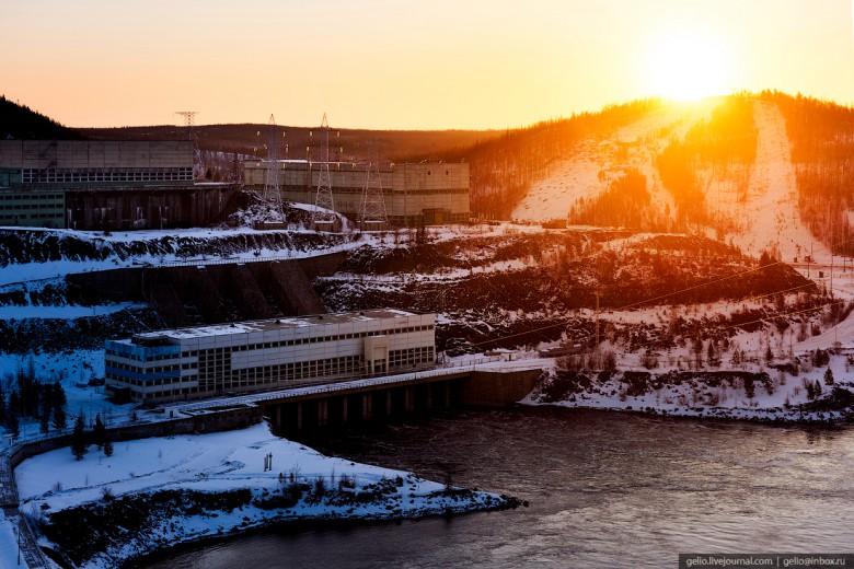 Каскад Вилюйских ГЭС: «бриллианты» энергетики Якутии фото 7