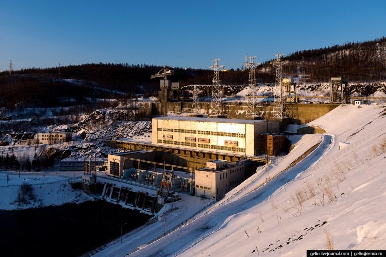 Каскад Вилюйских ГЭС: «бриллианты» энергетики Якутии фото 6