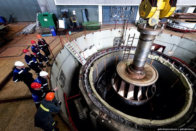 Каскад Вилюйских ГЭС: «бриллианты» энергетики Якутии фото 22
