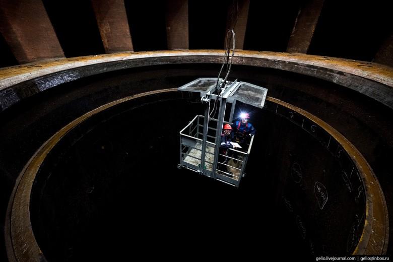 Каскад Вилюйских ГЭС: «бриллианты» энергетики Якутии фото 23