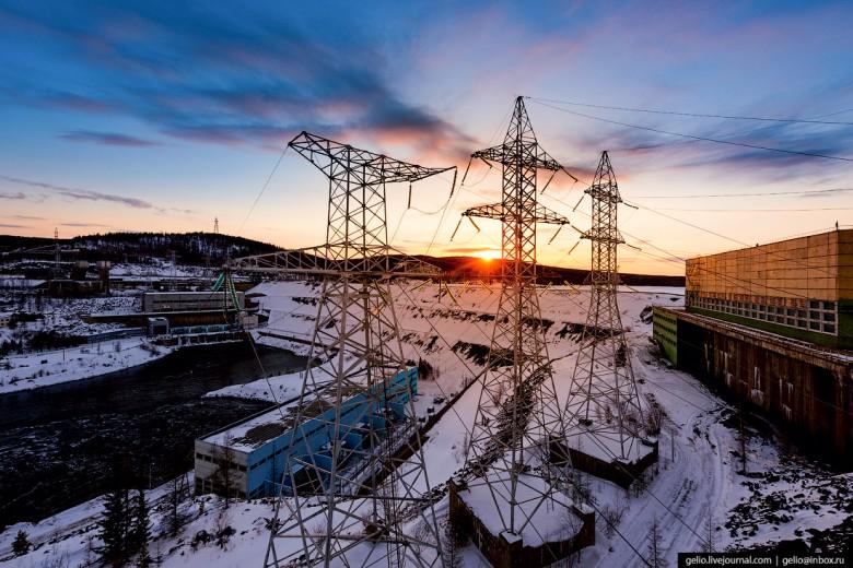 Каскад Вилюйских ГЭС: «бриллианты» энергетики Якутии фото 3