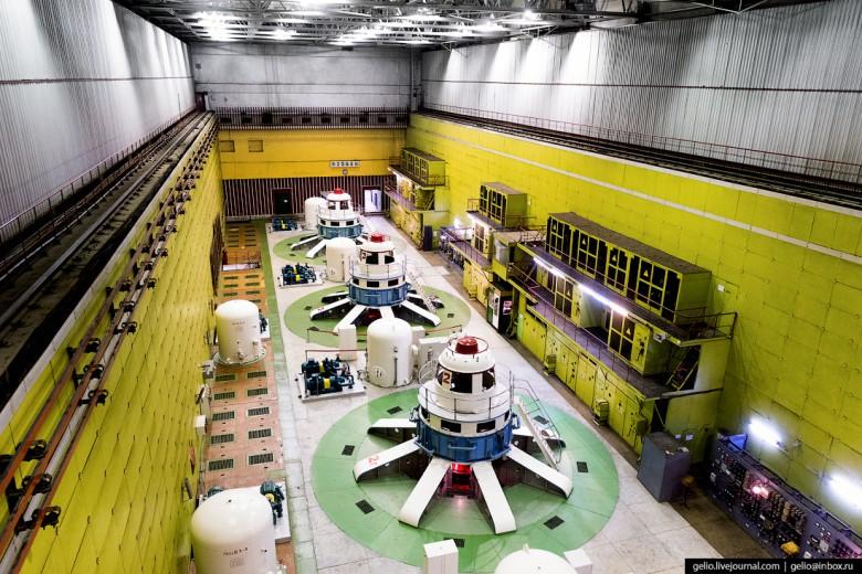 Каскад Вилюйских ГЭС: «бриллианты» энергетики Якутии фото 11