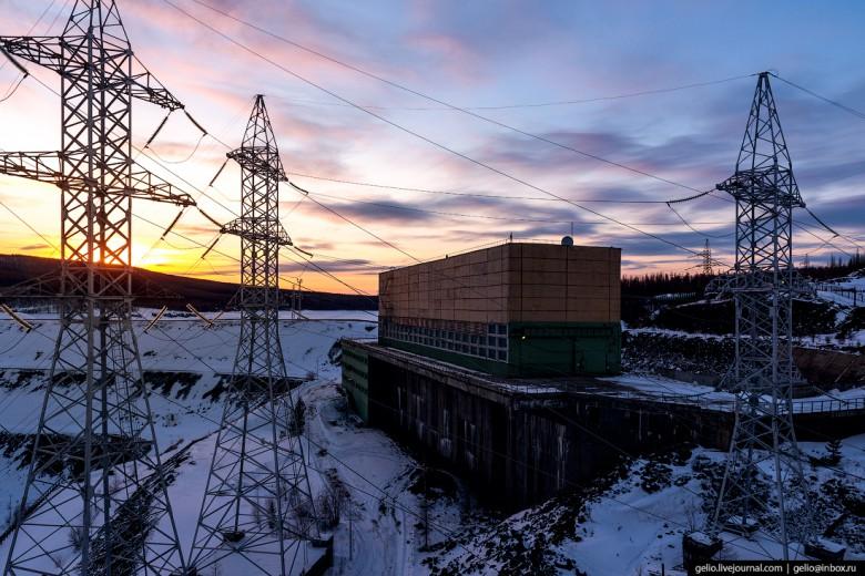 Каскад Вилюйских ГЭС: «бриллианты» энергетики Якутии фото 35