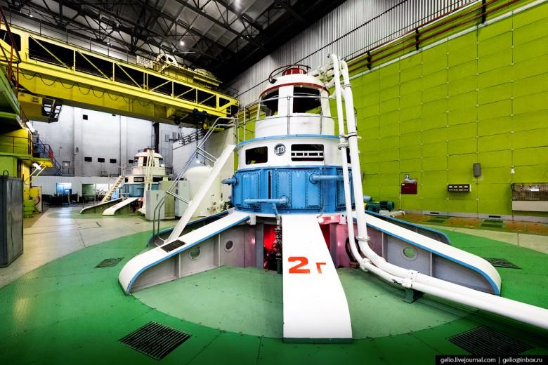 Каскад Вилюйских ГЭС: «бриллианты» энергетики Якутии фото 12