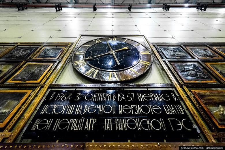 Каскад Вилюйских ГЭС: «бриллианты» энергетики Якутии фото 17