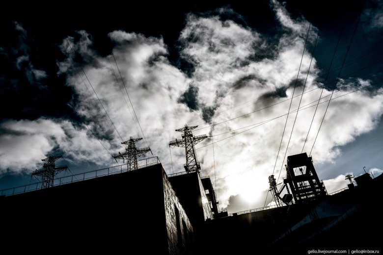 Каскад Вилюйских ГЭС: «бриллианты» энергетики Якутии фото 40