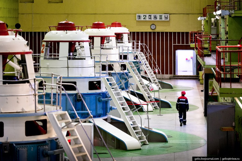 Каскад Вилюйских ГЭС: «бриллианты» энергетики Якутии фото 16
