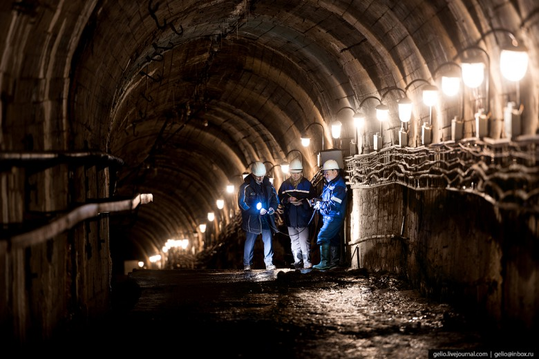 Каскад Вилюйских ГЭС: «бриллианты» энергетики Якутии фото 45