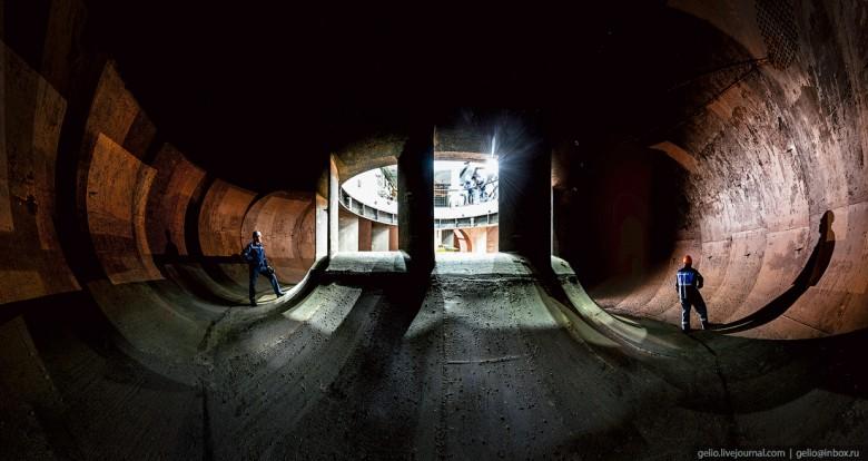 Каскад Вилюйских ГЭС: «бриллианты» энергетики Якутии фото 24