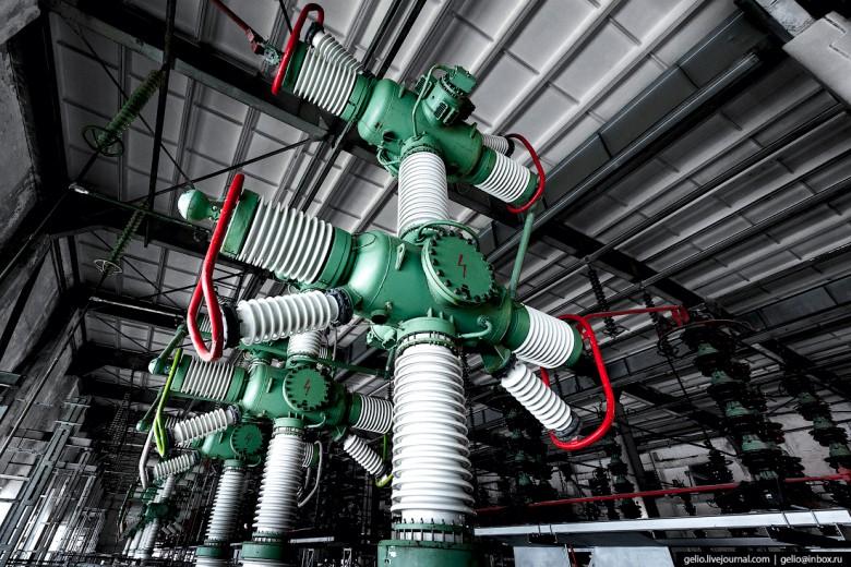 Каскад Вилюйских ГЭС: «бриллианты» энергетики Якутии фото 37