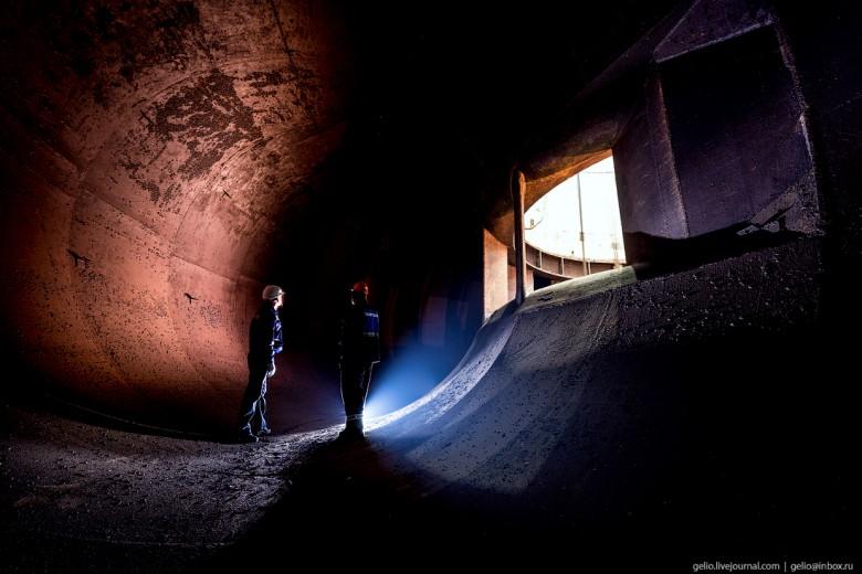 Каскад Вилюйских ГЭС: «бриллианты» энергетики Якутии фото 25