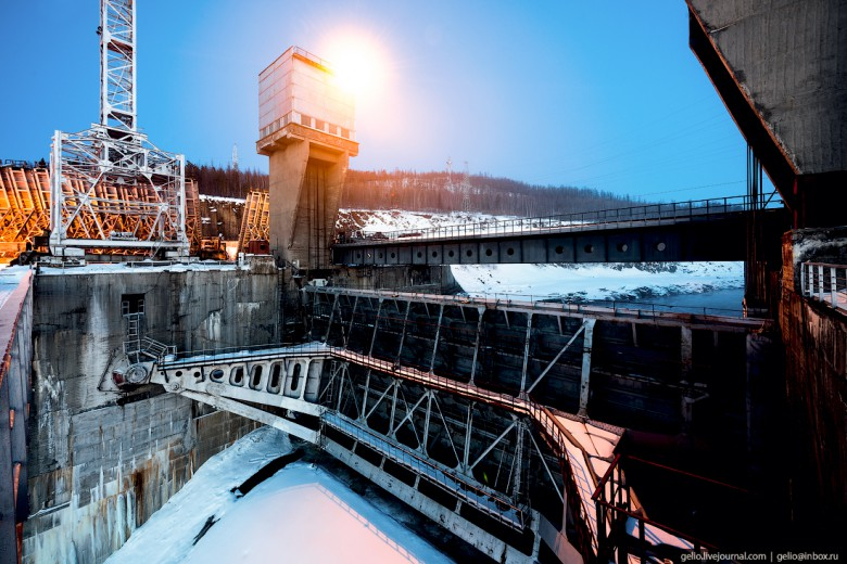 Каскад Вилюйских ГЭС: «бриллианты» энергетики Якутии фото 46