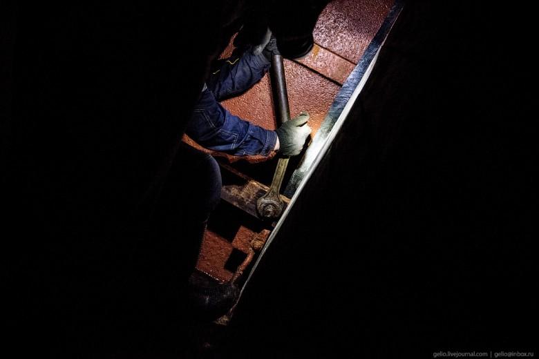 Каскад Вилюйских ГЭС: «бриллианты» энергетики Якутии фото 26