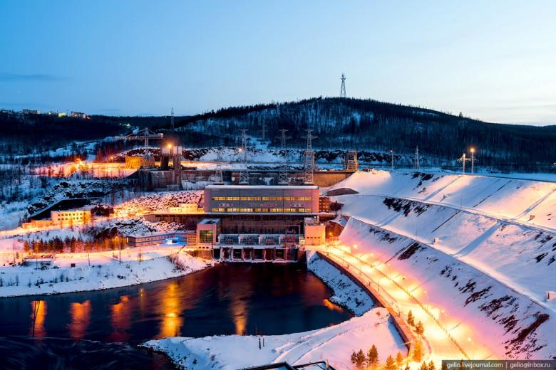 Каскад Вилюйских ГЭС: «бриллианты» энергетики Якутии фото 5