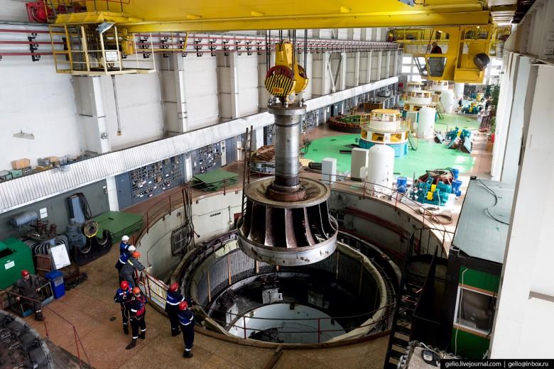Каскад Вилюйских ГЭС: «бриллианты» энергетики Якутии фото 19