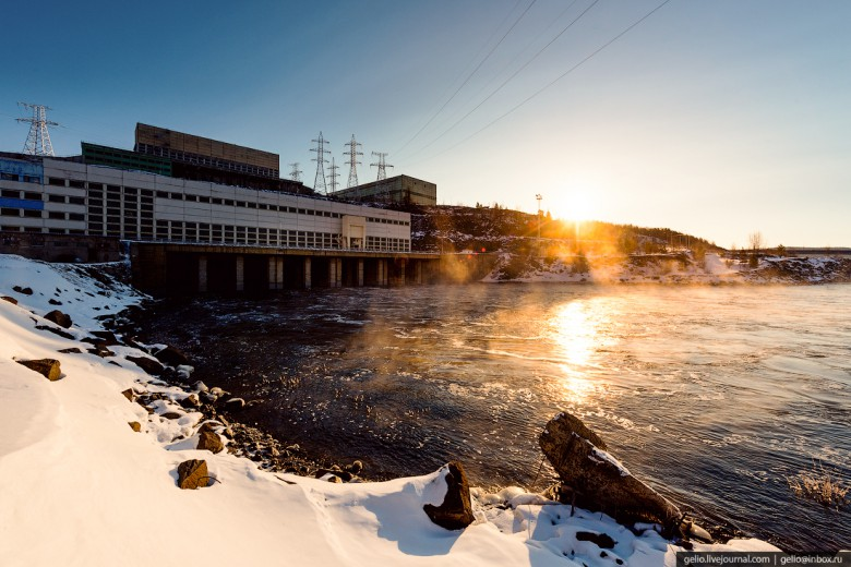 Каскад Вилюйских ГЭС: «бриллианты» энергетики Якутии фото 10