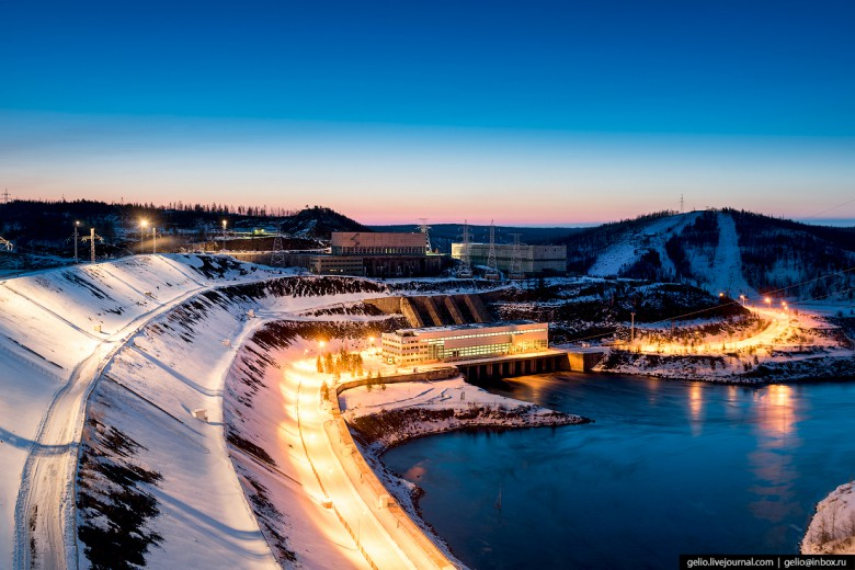 Каскад Вилюйских ГЭС: «бриллианты» энергетики Якутии фото 34