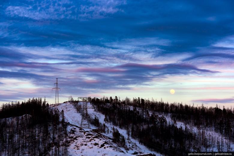 Каскад Вилюйских ГЭС: «бриллианты» энергетики Якутии фото 42
