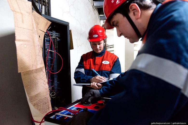 Каскад Вилюйских ГЭС: «бриллианты» энергетики Якутии фото 32