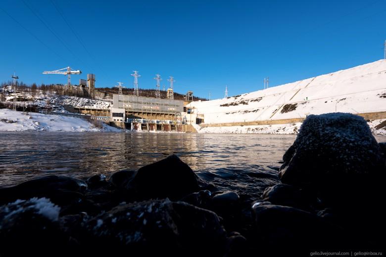 Каскад Вилюйских ГЭС: «бриллианты» энергетики Якутии фото 8