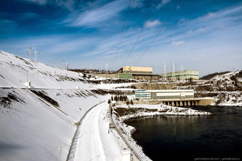 Каскад Вилюйских ГЭС: «бриллианты» энергетики Якутии фото 44