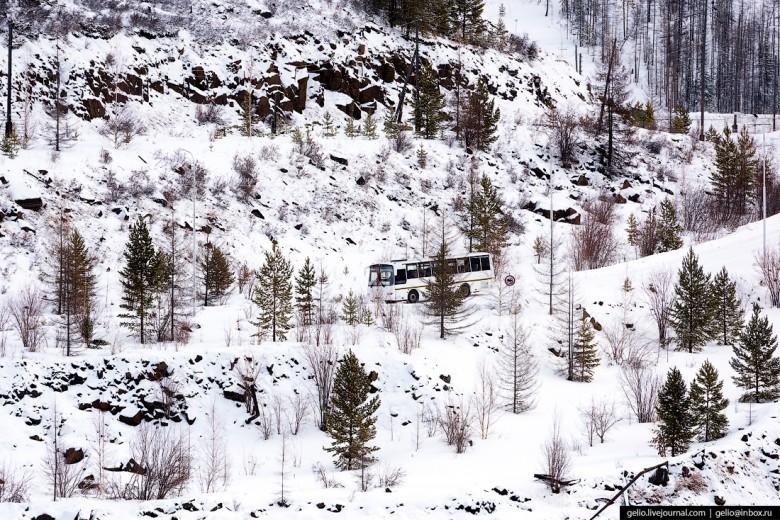 Каскад Вилюйских ГЭС: «бриллианты» энергетики Якутии фото 47