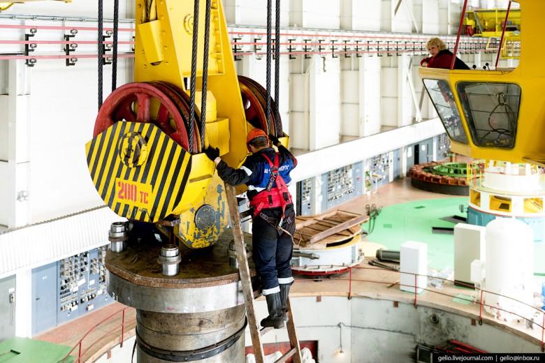 Каскад Вилюйских ГЭС: «бриллианты» энергетики Якутии фото 21